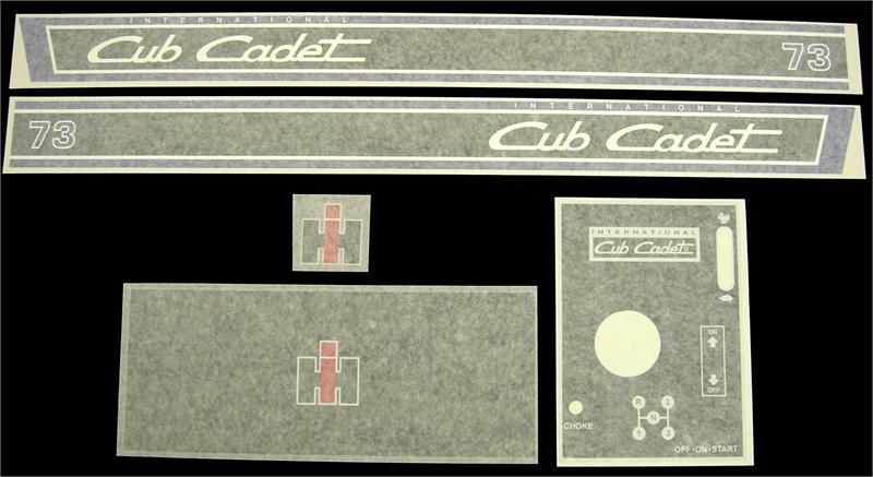 Piss On Cub Cadet Stickers